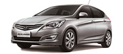 ������ ���������� � ������ - Hyundai Solaris AT NEW