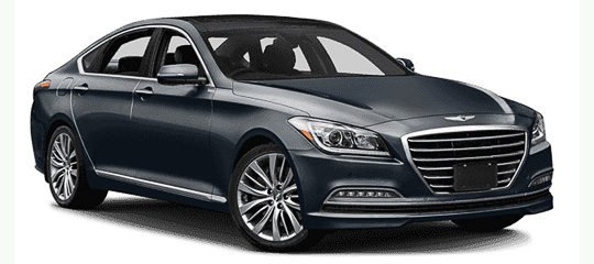 Genesis G80 Advance (4WD)